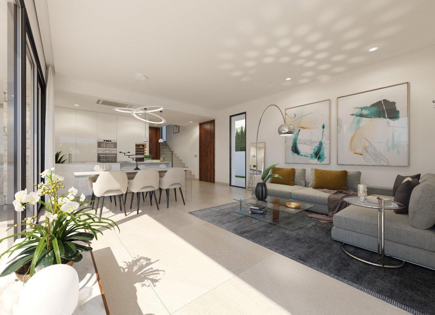Villas de obra nueva modernas con vistas al mar en sierra cortina - imagenInmueble7