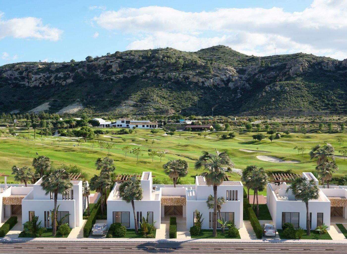 Villas en primera lÍnea de golf en font del llop - imagenInmueble1