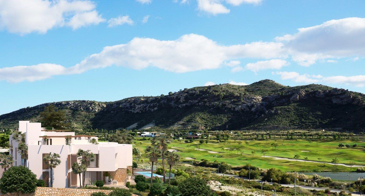Bungalow planta alta con solarium privado en campo golf font del llop - imagenInmueble6