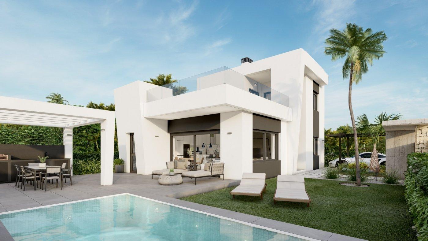 Villas de obra nueva modernas a 900 m del mar!!! - imagenInmueble0