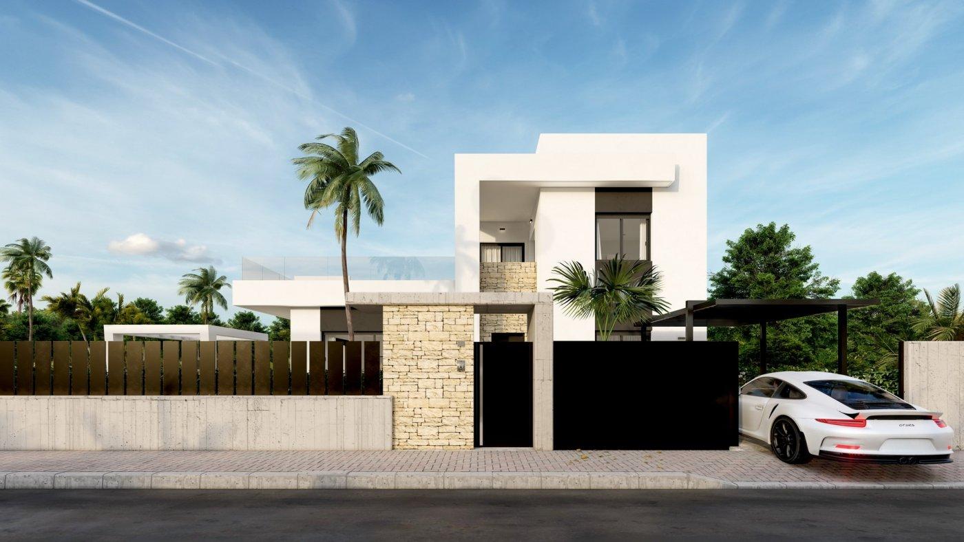 Villas de obra nueva modernas a 900 m del mar!!! - imagenInmueble2