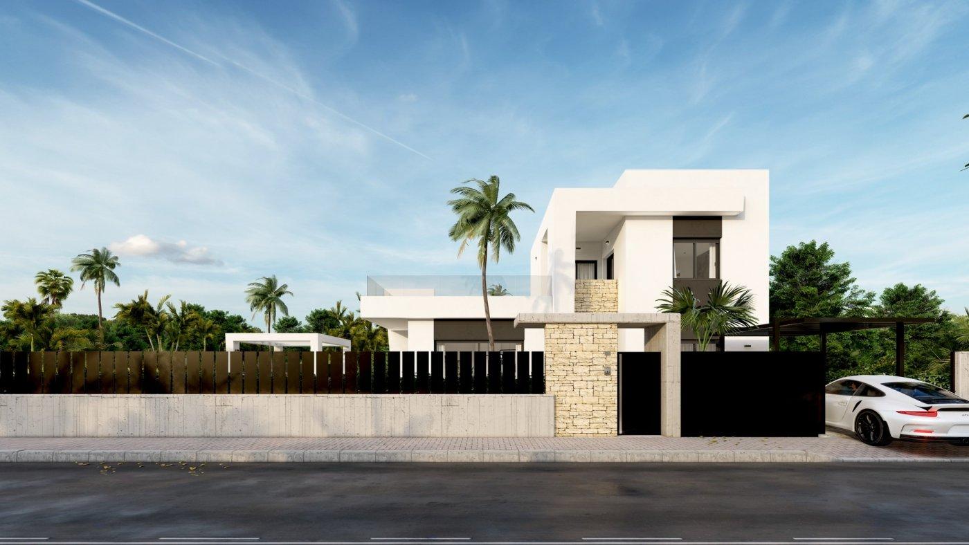 Villas de obra nueva modernas a 900 m del mar!!! - imagenInmueble7