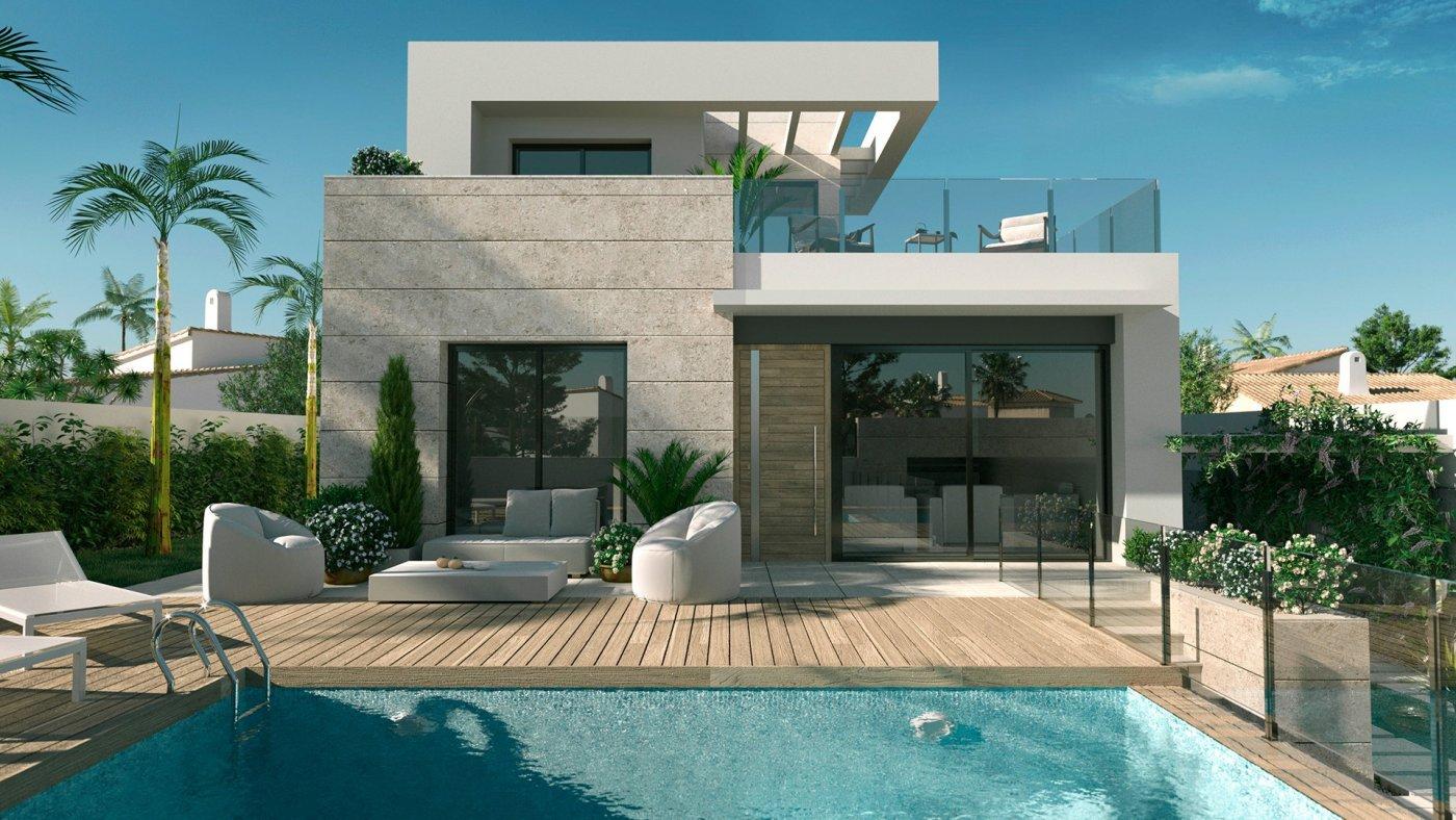 Magnífica villa diseñada para disfrutar de más de 300 días soleados al año. - imagenInmueble1