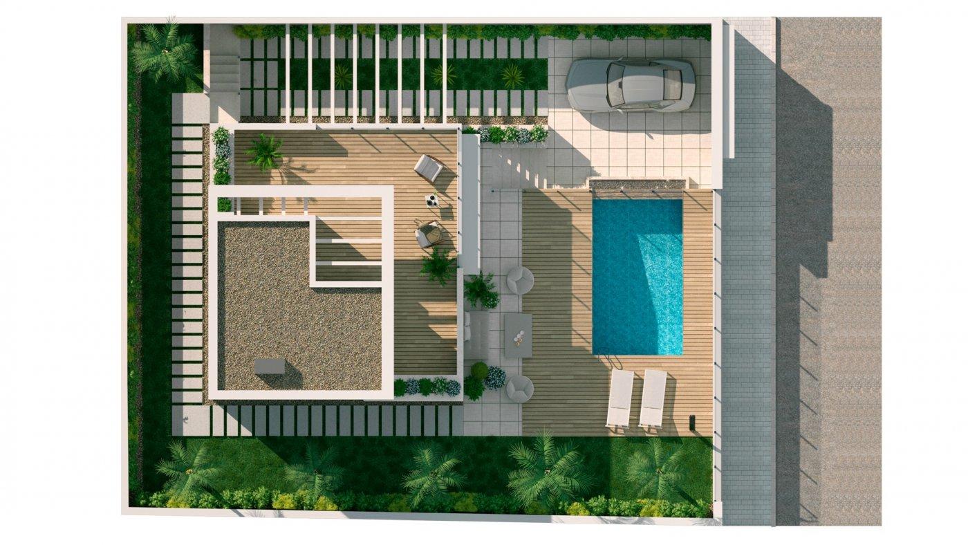 Magnífica villa diseñada para disfrutar de más de 300 días soleados al año. - imagenInmueble2