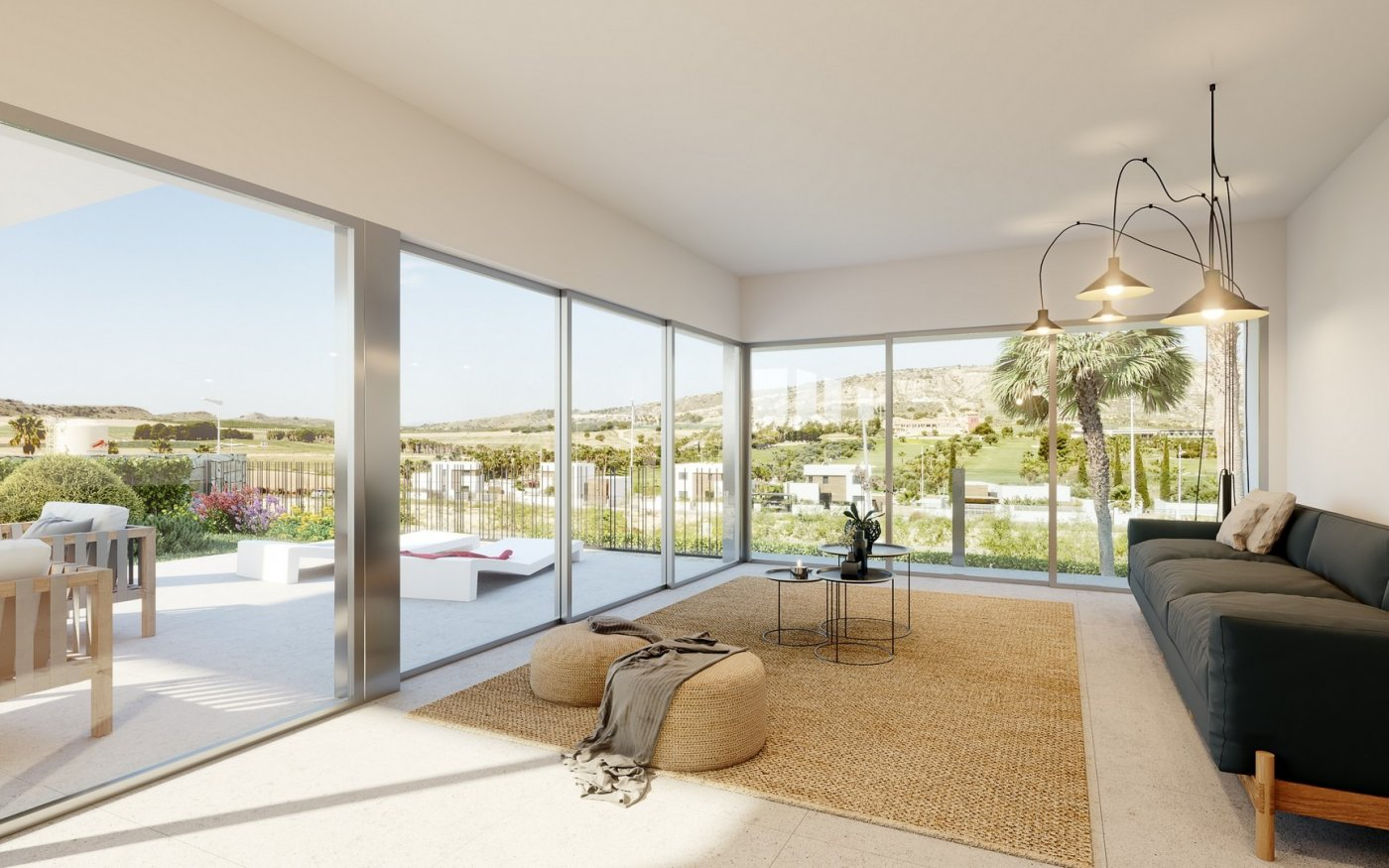 Villas de diseÑo moderno con vistas al golf!!! - imagenInmueble8
