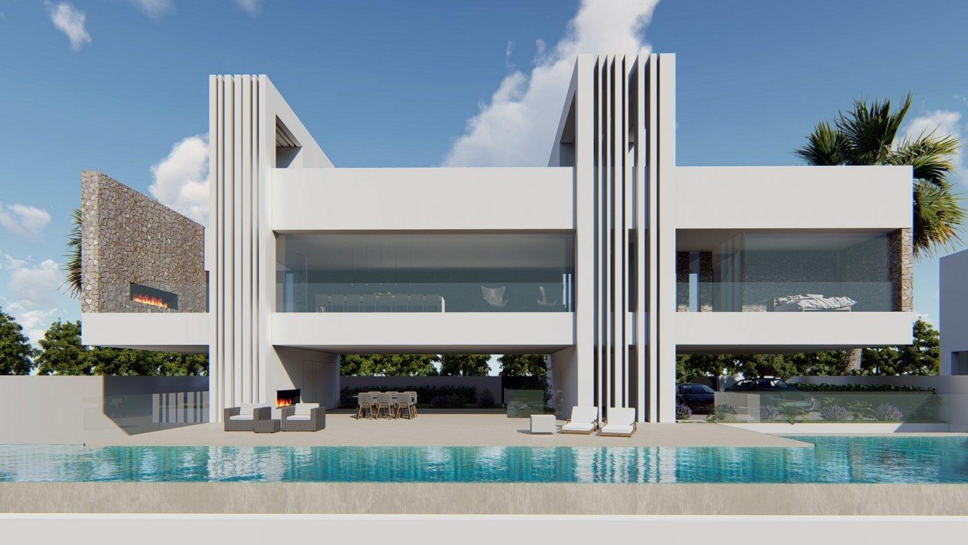 Villa de diseño única y exclusiva  con vistas a guardamar y al mar. - imagenInmueble1