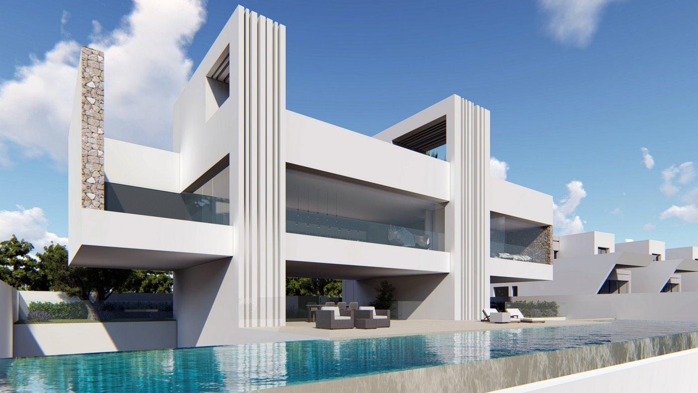 Villa de diseño única y exclusiva  con vistas a guardamar y al mar. - imagenInmueble2