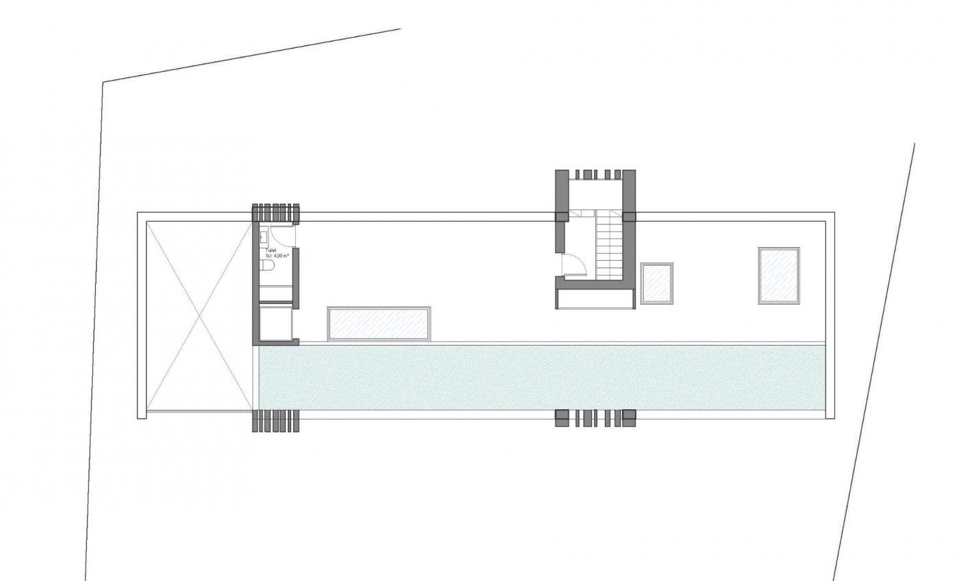 Villa de diseño única y exclusiva  con vistas a guardamar y al mar. - imagenInmueble7