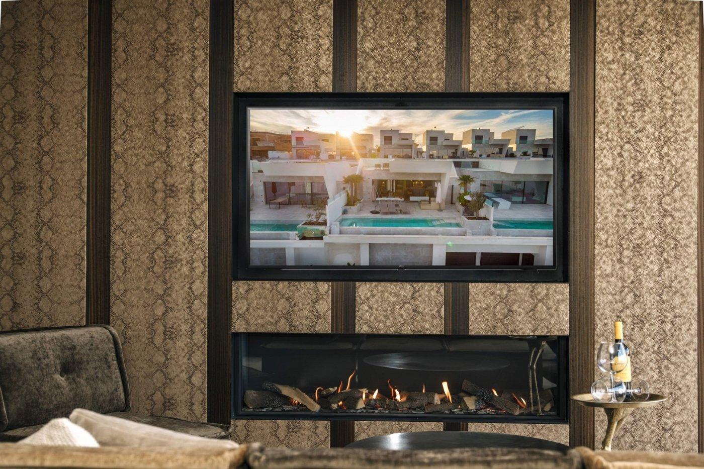 Villa de diseño con una superficie total de 250 metros cuadrados con vistas a guardamar y  - imagenInmueble10