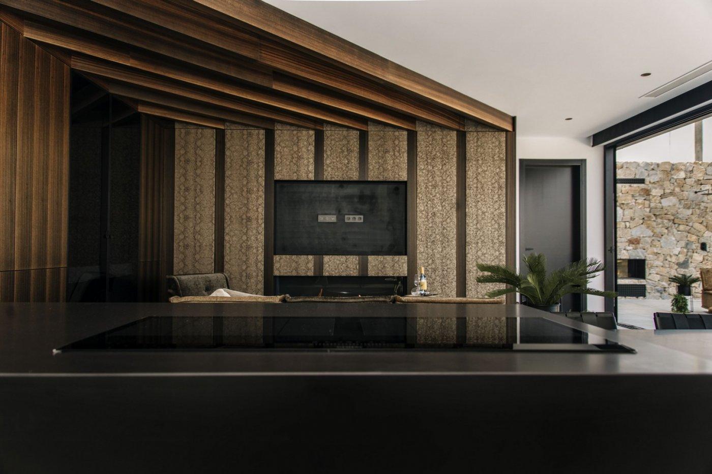 Villa de diseño con una superficie total de 250 metros cuadrados con vistas a guardamar y  - imagenInmueble15