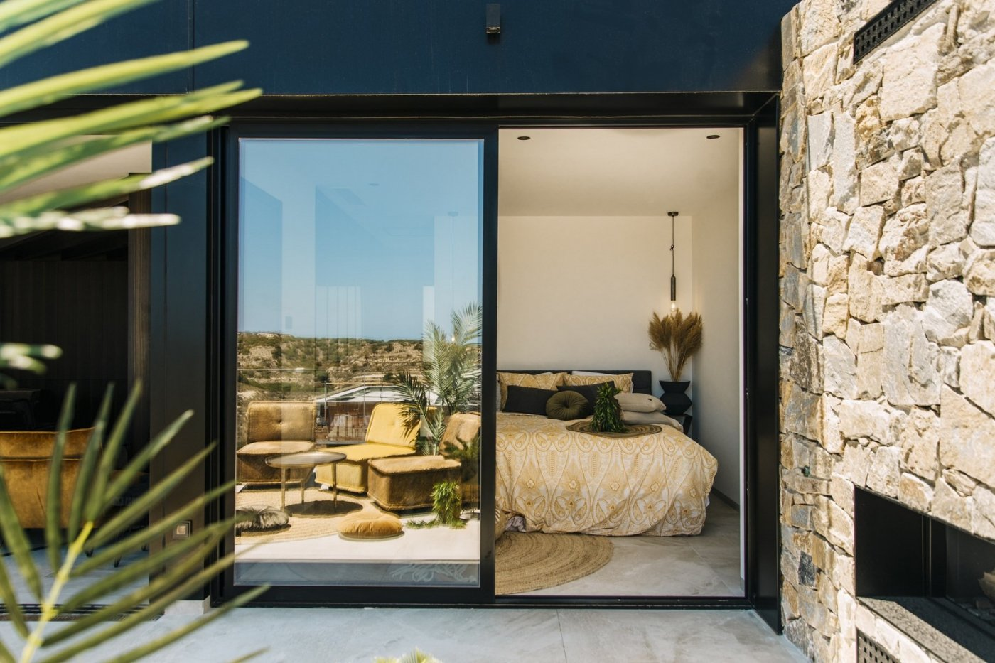 Villa de diseño con una superficie total de 250 metros cuadrados con vistas a guardamar y  - imagenInmueble28