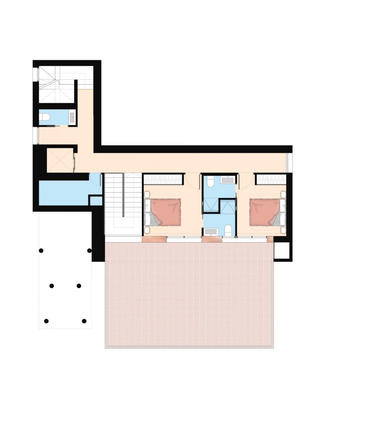 Villa de diseño con una superficie total de 250 metros cuadrados con vistas a guardamar y  - imagenInmueble30