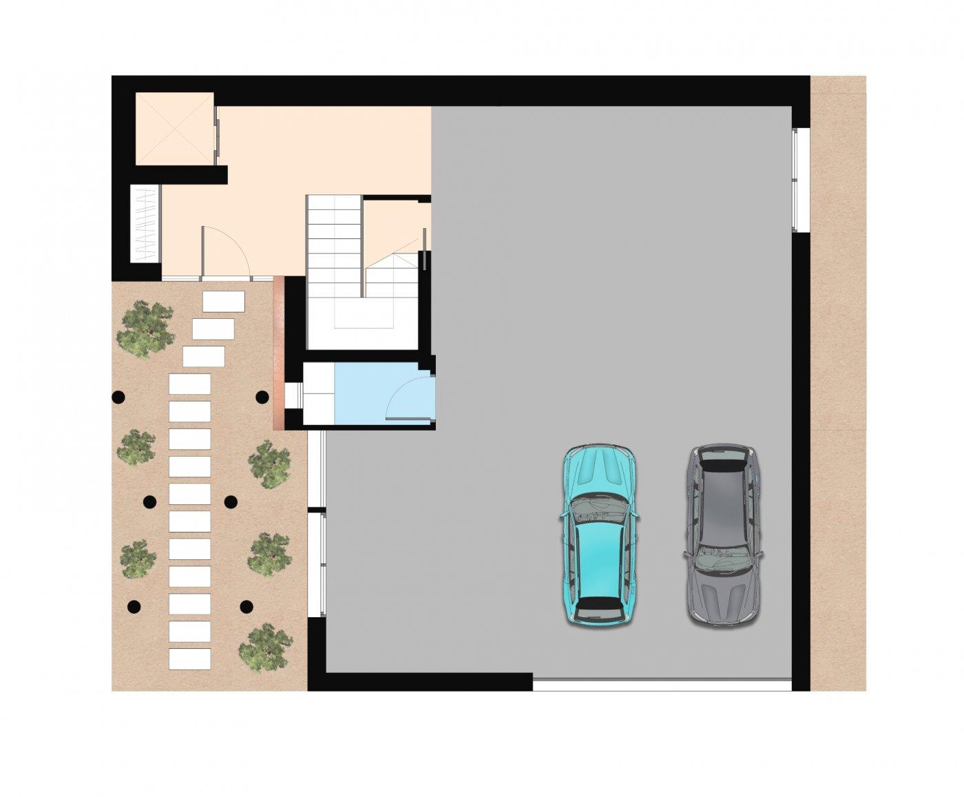 Villa de diseño con una superficie total de 250 metros cuadrados con vistas a guardamar y  - imagenInmueble31