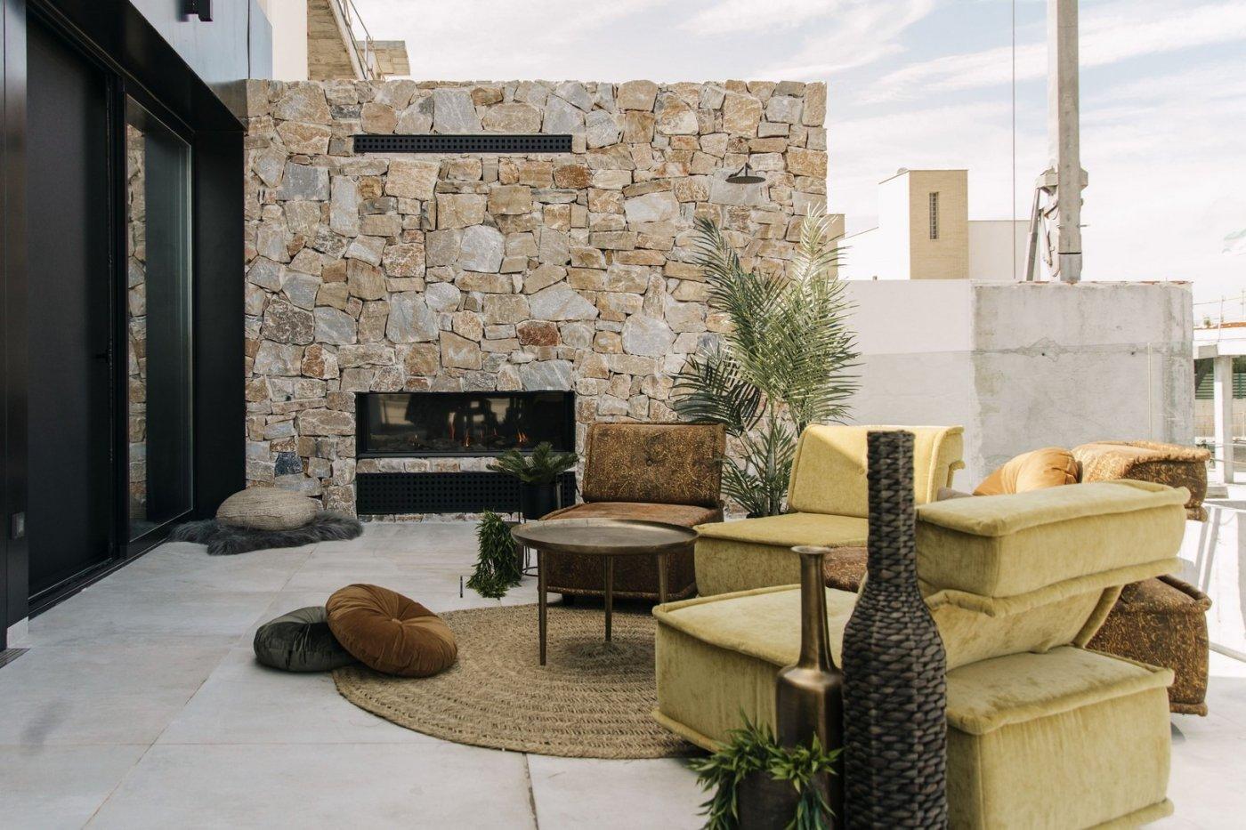 Villa de diseño con una superficie total de 250 metros cuadrados con vistas a guardamar y  - imagenInmueble3