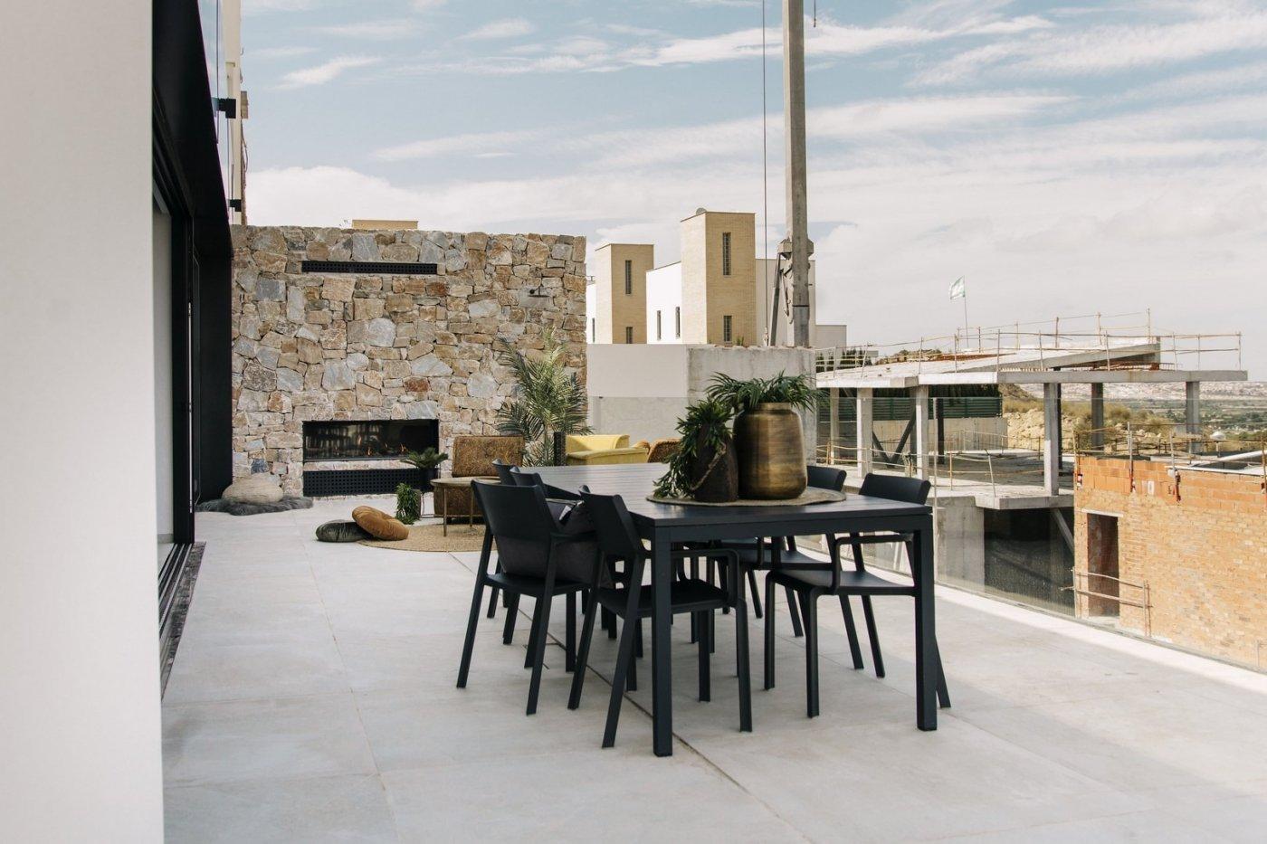 Villa de diseño con una superficie total de 250 metros cuadrados con vistas a guardamar y  - imagenInmueble5