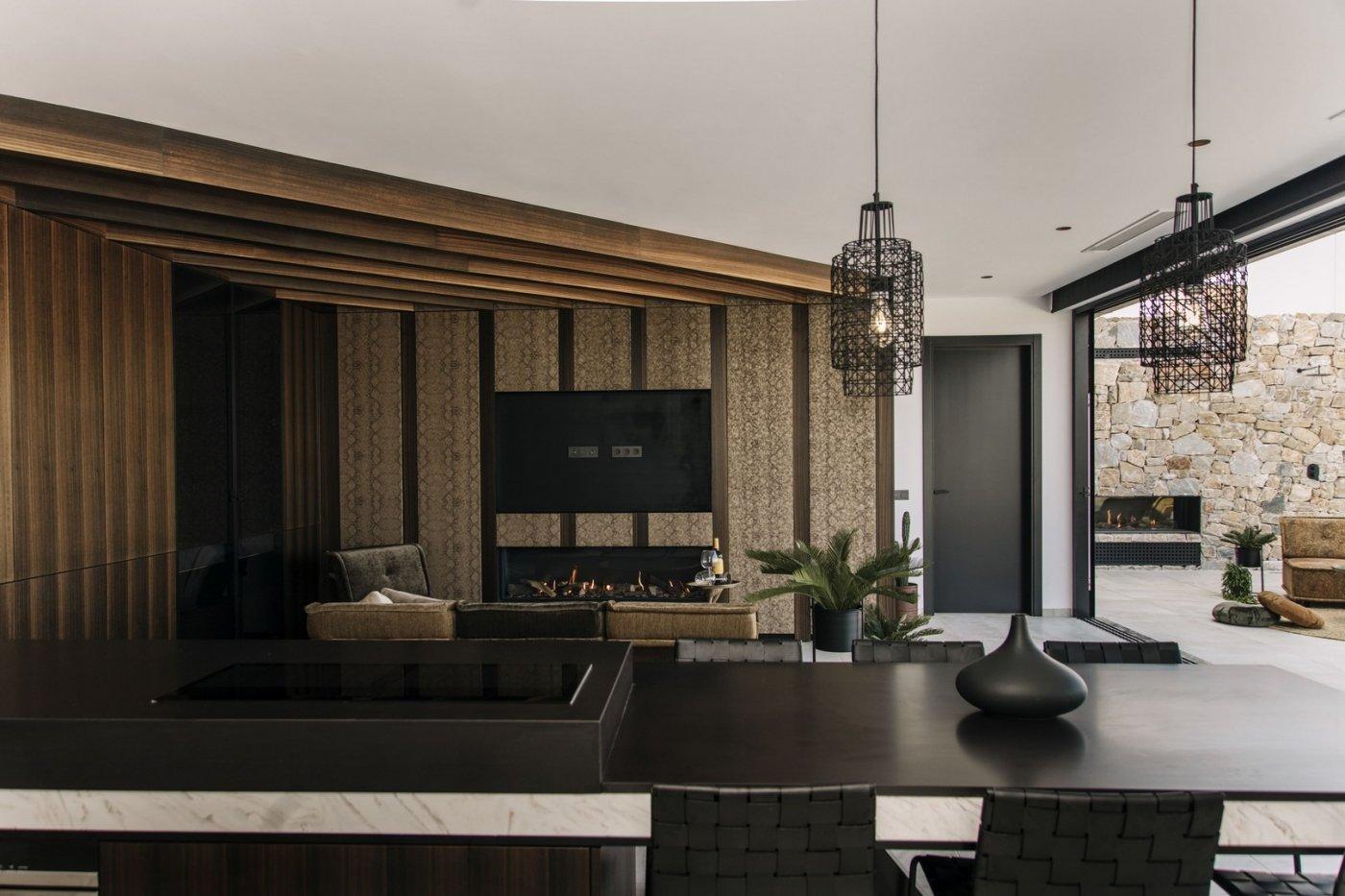 Villa de diseño con una superficie total de 250 metros cuadrados con vistas a guardamar y  - imagenInmueble6