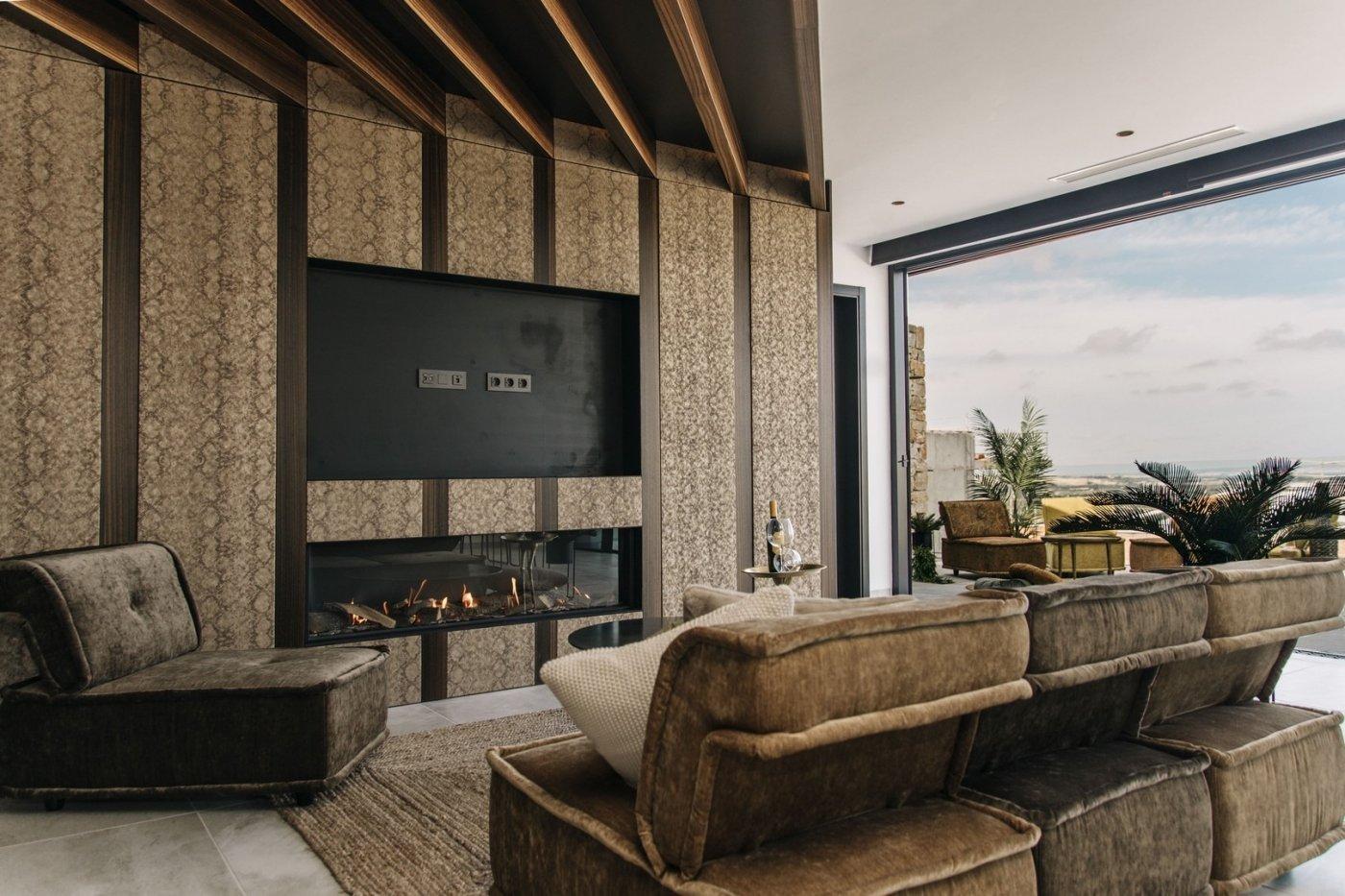 Villa de diseño con una superficie total de 250 metros cuadrados con vistas a guardamar y  - imagenInmueble7