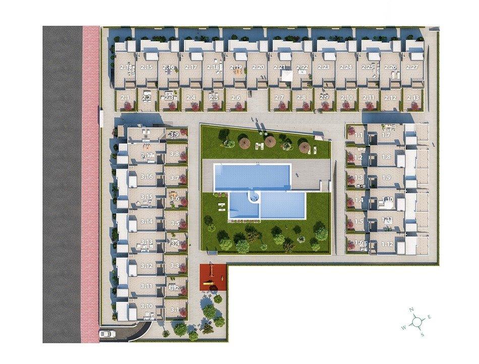 Residencial de obra nueva con 56 apartamentos de 2 y 3 dormitorios a un paso de la playa. - imagenInmueble2