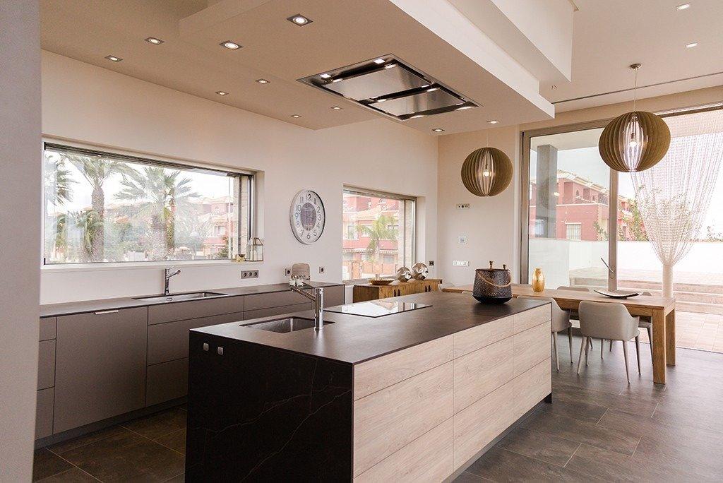 Villa moderna en primera lÍnea de playa (las higuericas) - imagenInmueble15