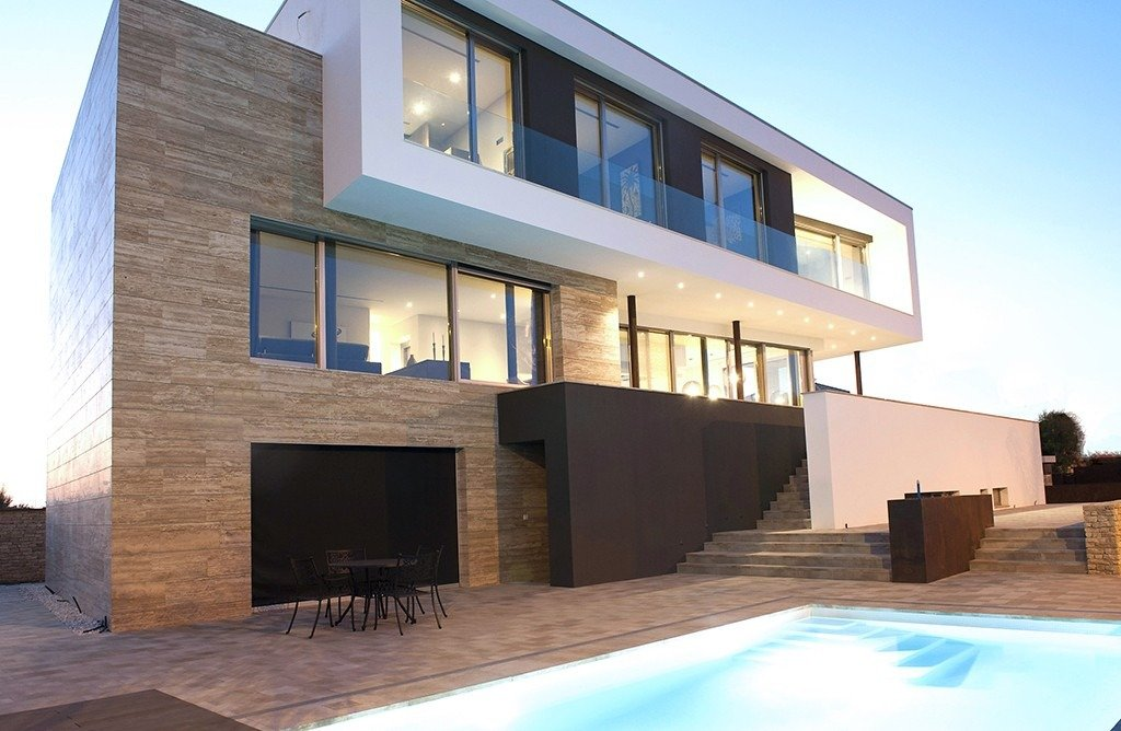 Villa moderna en primera lÍnea de playa (las higuericas) - imagenInmueble2