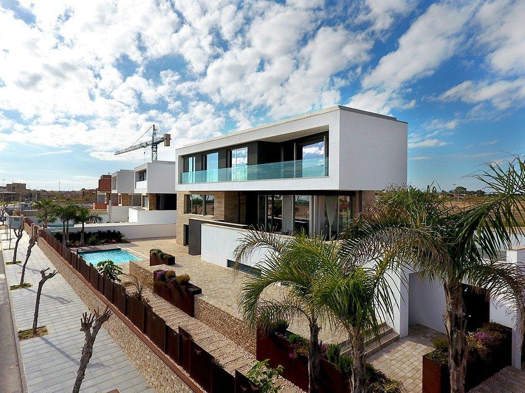 Villa moderna en primera lÍnea de playa (las higuericas) - imagenInmueble4