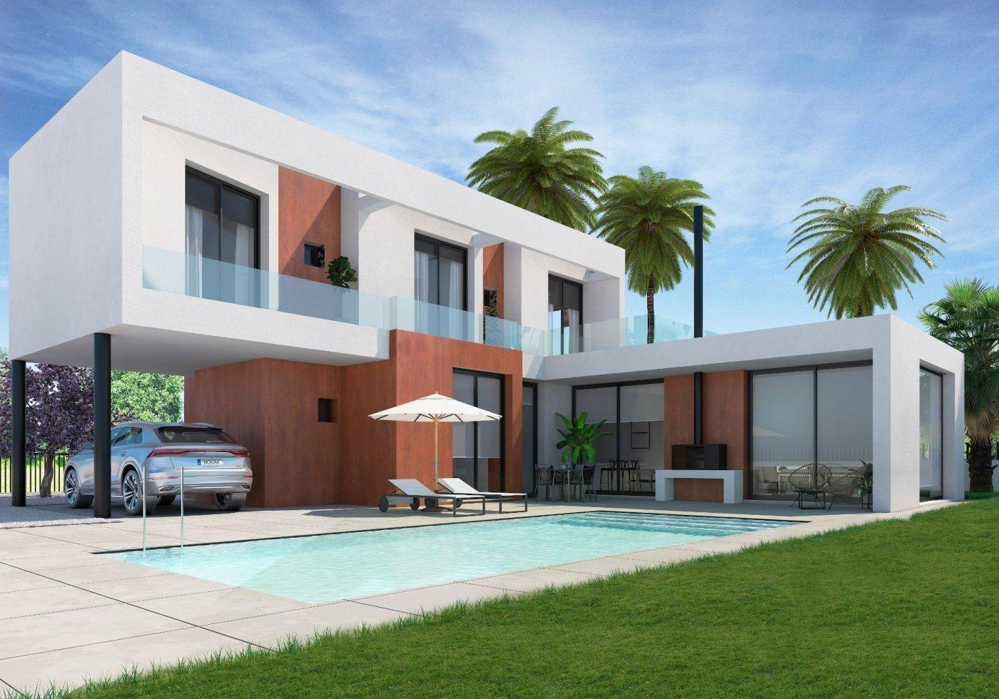 Villa moderna de nueva construcción en calpe a 600 m de la playa - imagenInmueble1
