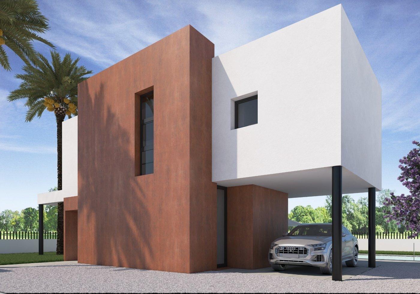 Villa moderna de nueva construcción en calpe a 600 m de la playa - imagenInmueble3