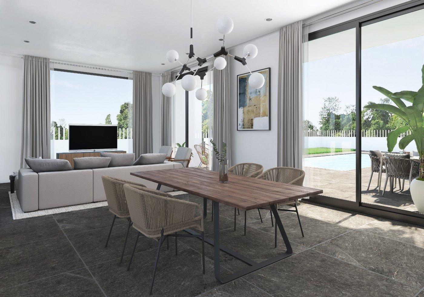 Villa moderna de nueva construcción en calpe a 600 m de la playa - imagenInmueble5