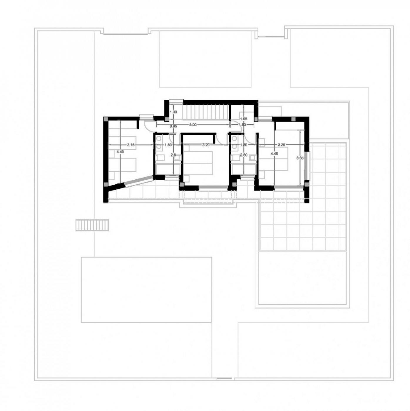 Villa moderna de nueva construcción en calpe a 600 m de la playa - imagenInmueble7