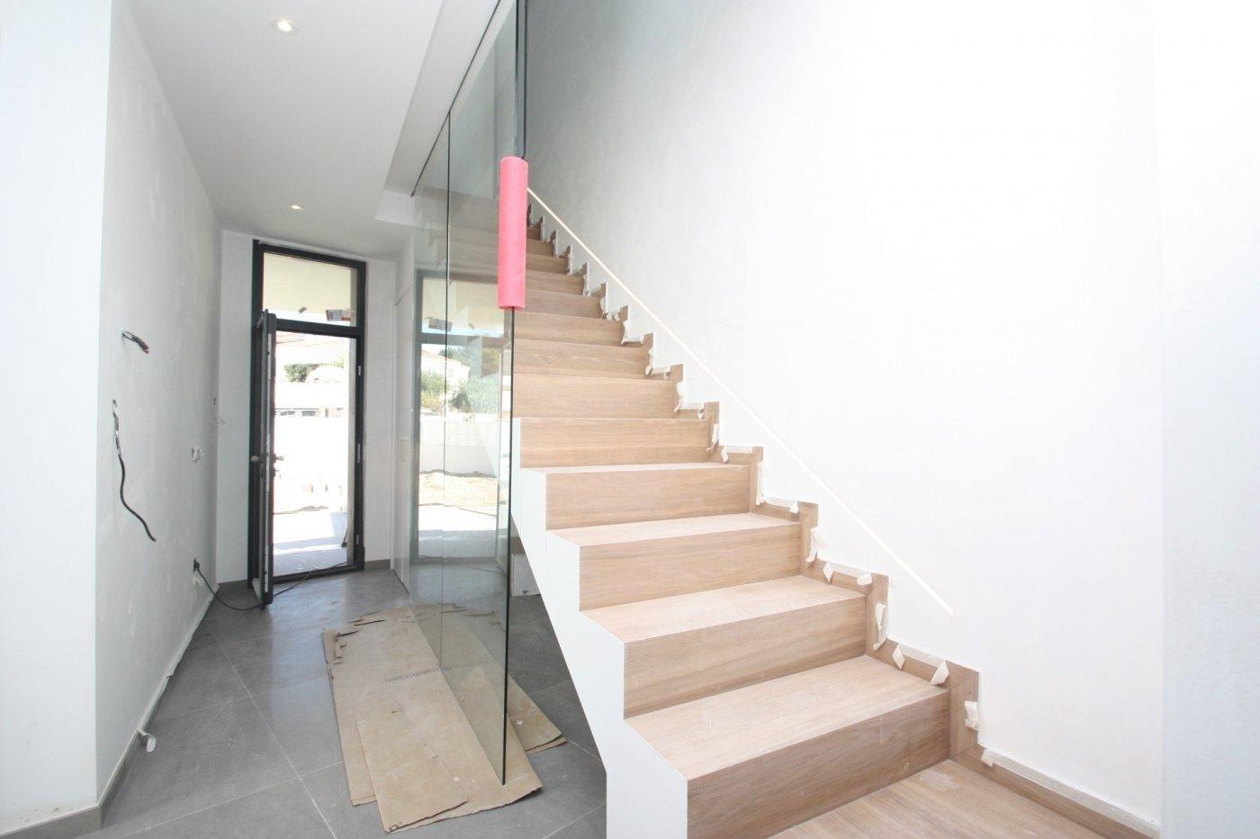 Villa de obra nueva de estilo moderno en venta en calpe a 600 m de la playa - imagenInmueble20