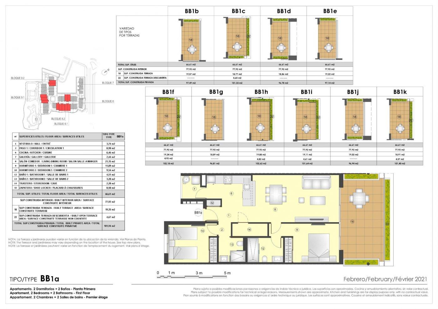 Apartamentos de obra nueva en playa flamenca - imagenInmueble19