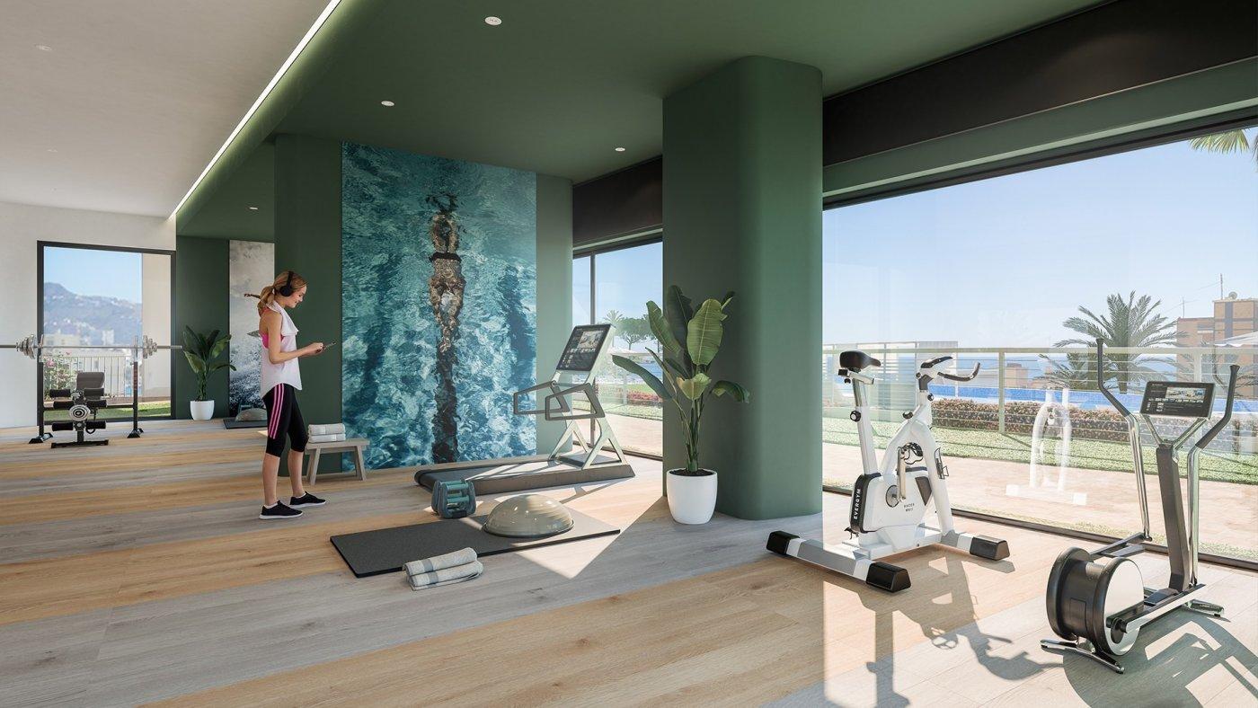 Viviendas de obra nueva con vistas al mar en playa de poniente de benidorm!!! - imagenInmueble14