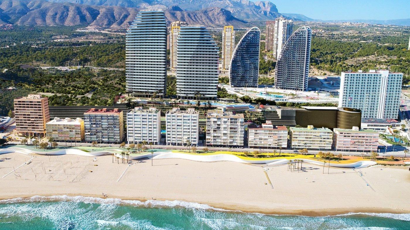 Viviendas de obra nueva con vistas al mar en playa de poniente de benidorm!!! - imagenInmueble19