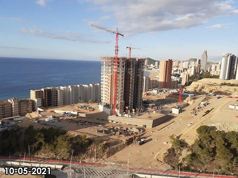 Viviendas de obra nueva con vistas al mar en playa de poniente de benidorm!!! - imagenInmueble23
