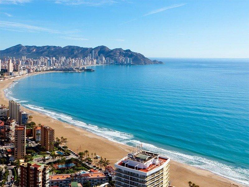 Viviendas de obra nueva con vistas al mar en playa de poniente de benidorm!!! - imagenInmueble28