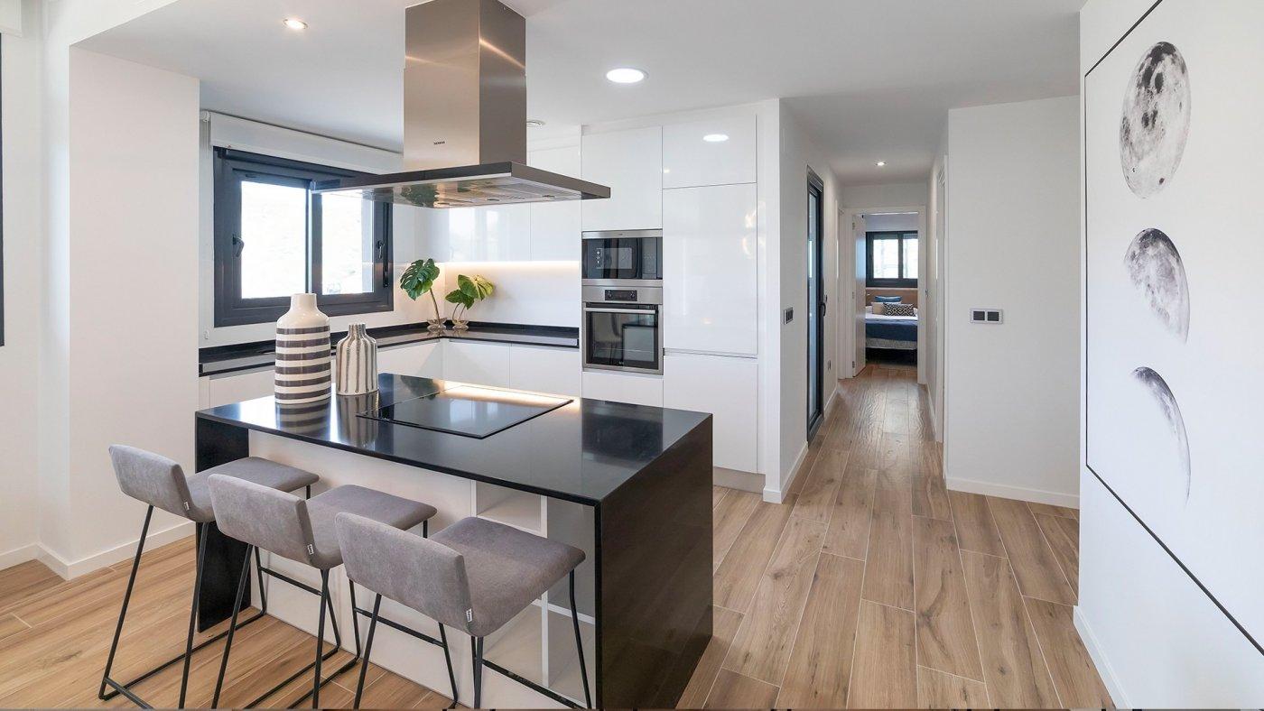 Apartamentos con vistas al mar a 200 metros de playa de poniente de benidorm - imagenInmueble9