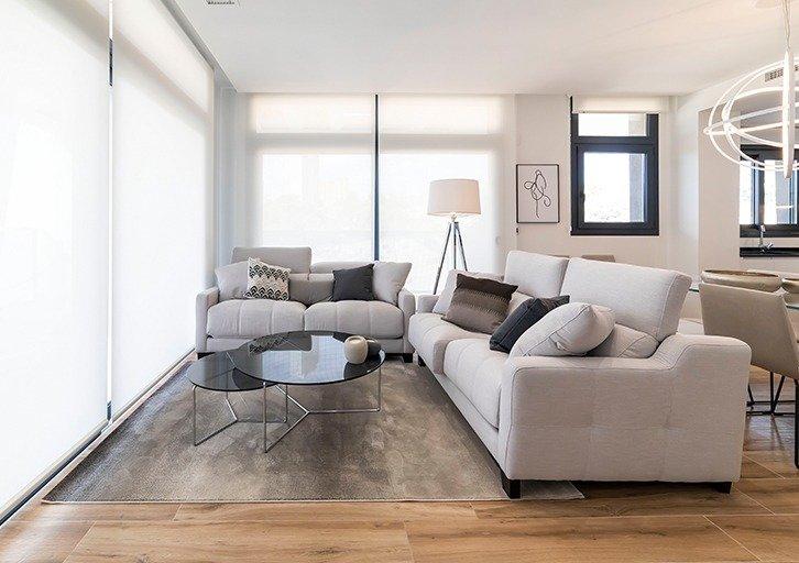 Apartamentos con vistas al mar a 200 metros de playa de poniente de benidorm - imagenInmueble10