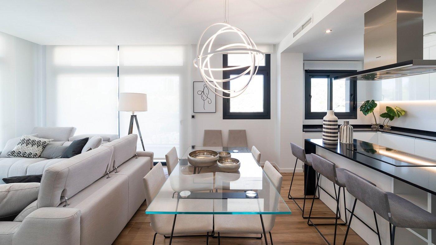 Apartamentos con vistas al mar a 200 metros de playa de poniente de benidorm - imagenInmueble11