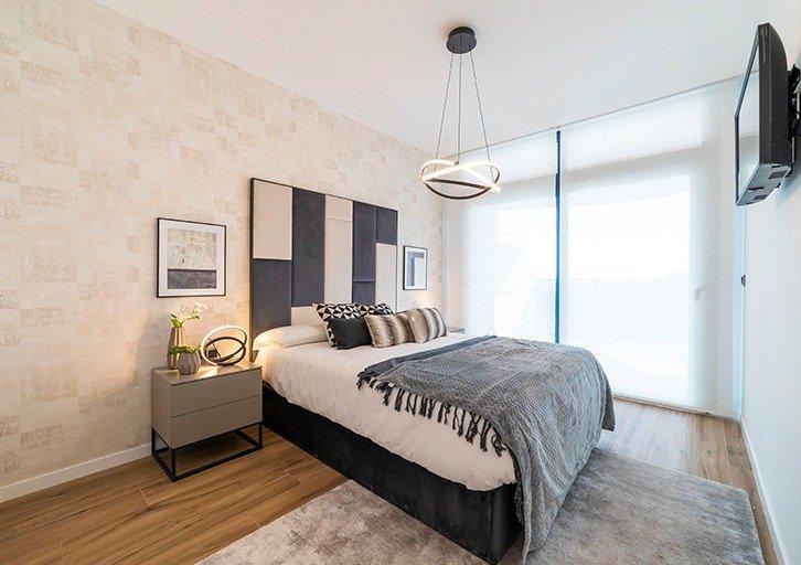 Apartamentos con vistas al mar a 200 metros de playa de poniente de benidorm - imagenInmueble12