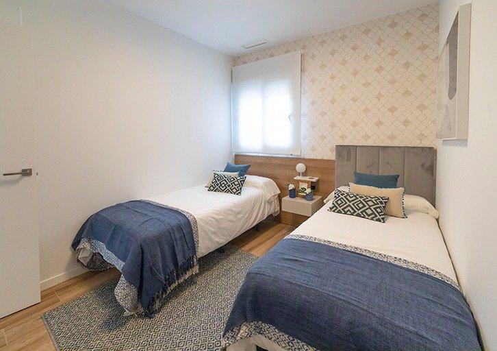 Apartamentos con vistas al mar a 200 metros de playa de poniente de benidorm - imagenInmueble13