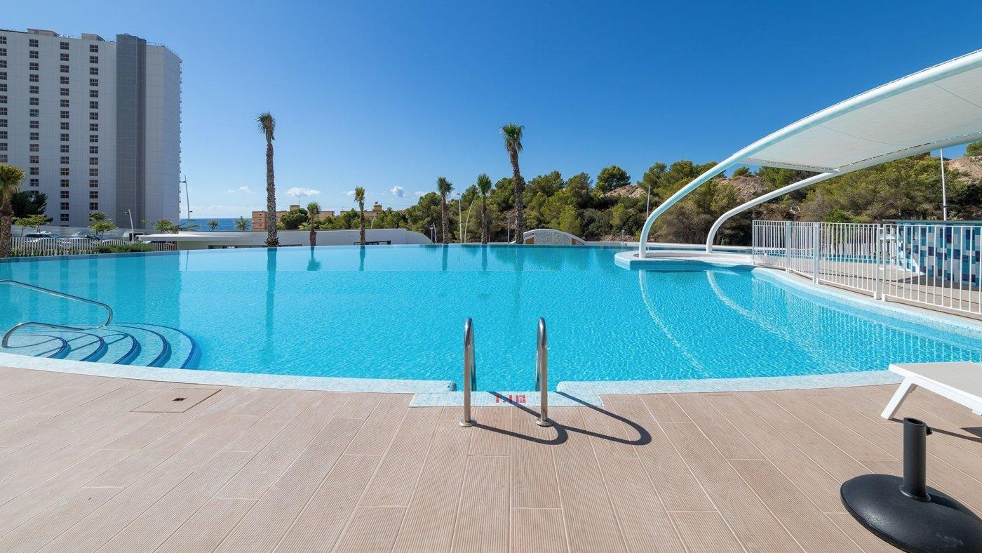 Apartamentos con vistas al mar a 200 metros de playa de poniente de benidorm - imagenInmueble4