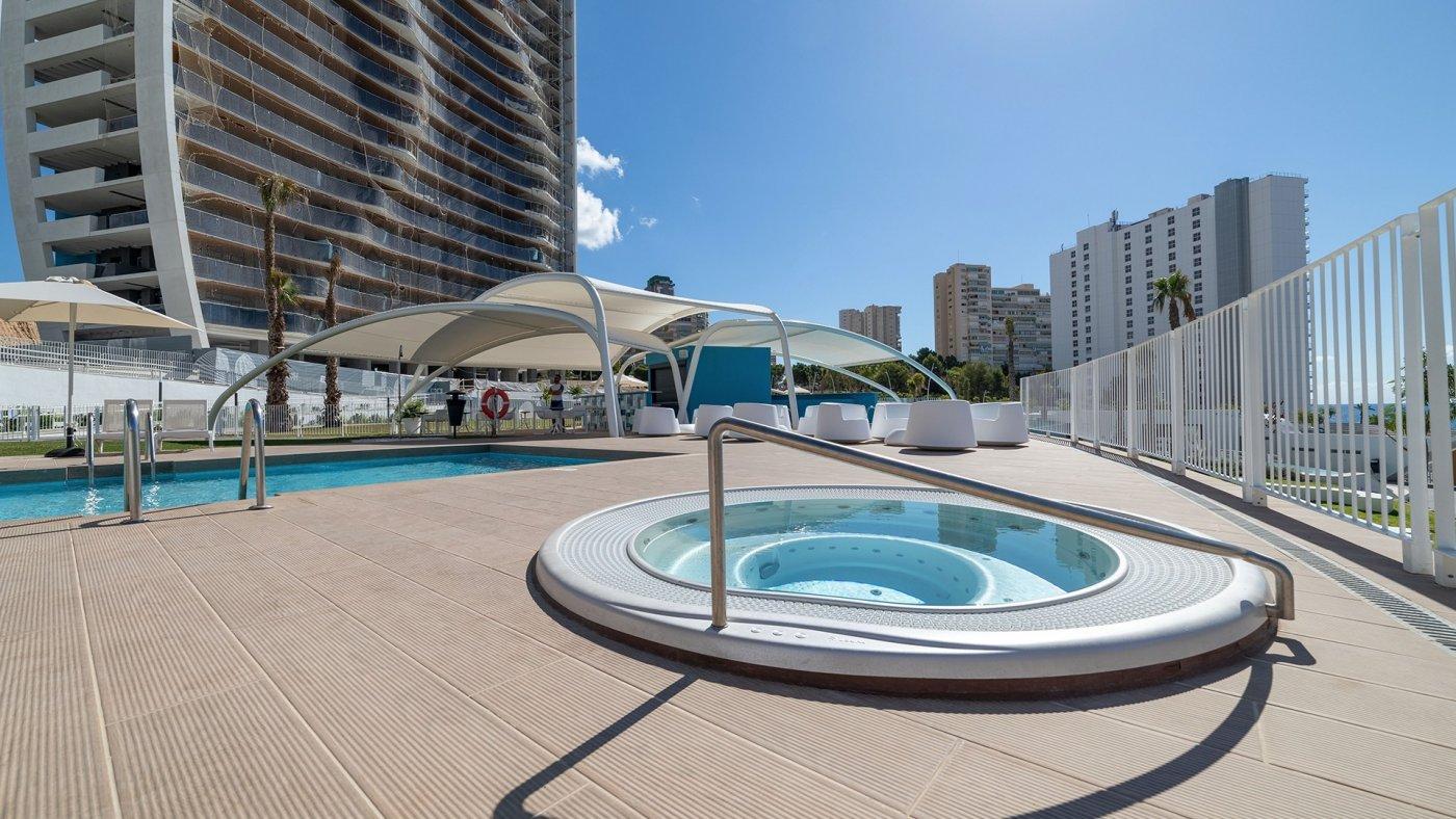 Apartamentos con vistas al mar a 200 metros de playa de poniente de benidorm - imagenInmueble6
