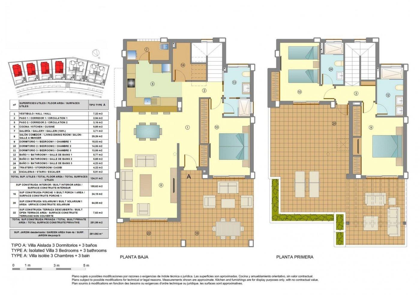 Villa de obra nueva en mar de pulpÍ (almerÍa) - imagenInmueble11
