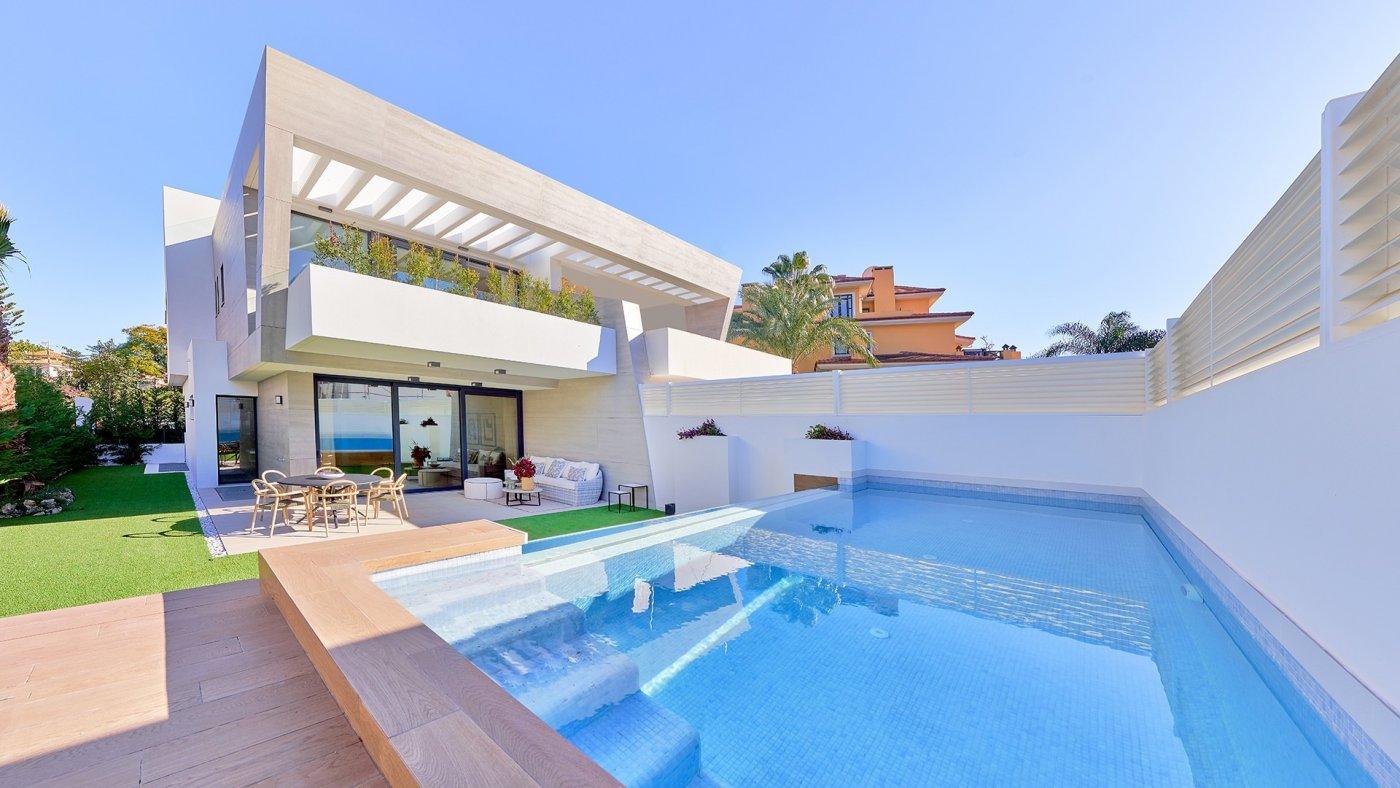 Chalets de lujo con piscina privada a 300 m de la playa - imagenInmueble0