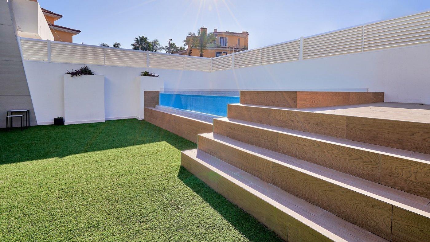 Chalets de lujo con piscina privada a 300 m de la playa - imagenInmueble5