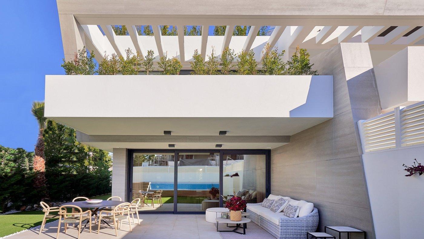 Chalets de lujo con piscina privada a 300 m de la playa - imagenInmueble6