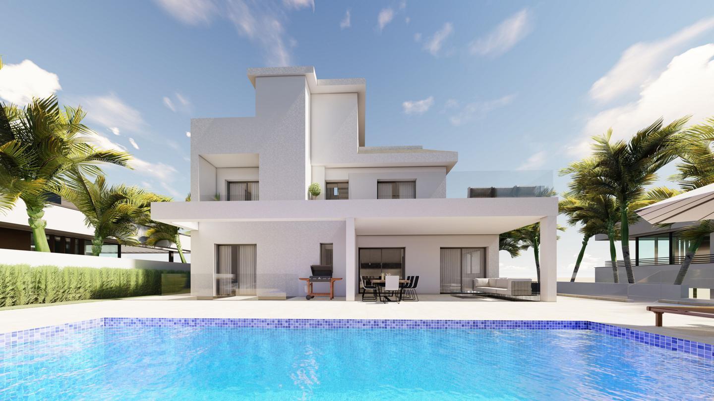 2 villas independientes nuevas de alta calidad en ciudad quesada - imagenInmueble14