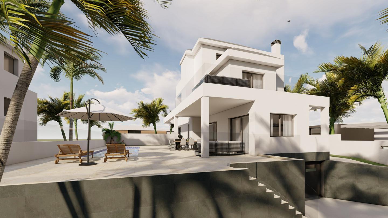 2 villas independientes nuevas de alta calidad en ciudad quesada - imagenInmueble3