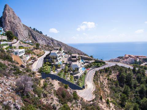 Nuevo proyecto de 4 villas de lujo de estilo moderno con vistas al mar y piscina privada. - imagenInmueble11