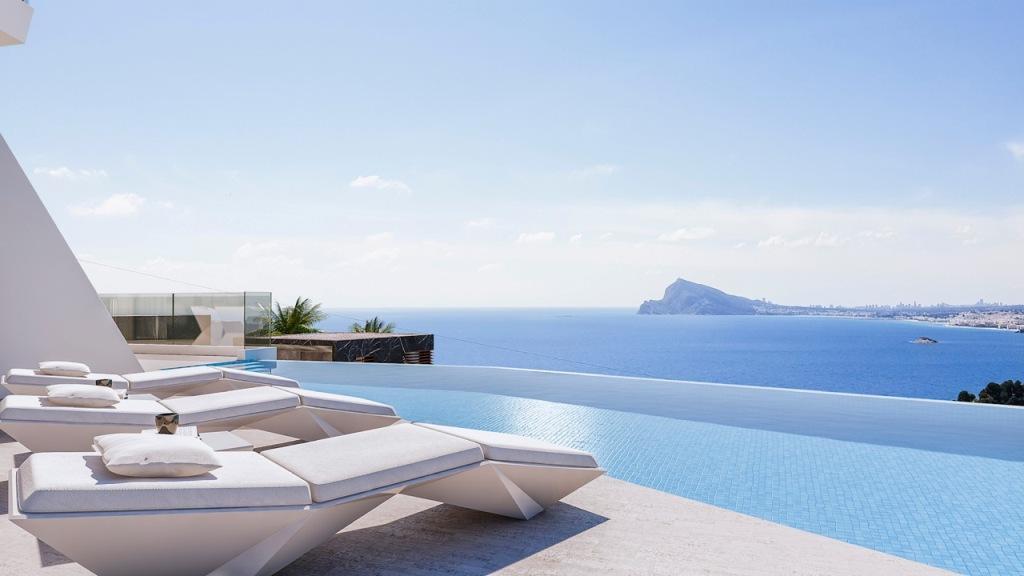 Nuevo proyecto de 4 villas de lujo de estilo moderno con vistas al mar y piscina privada. - imagenInmueble17
